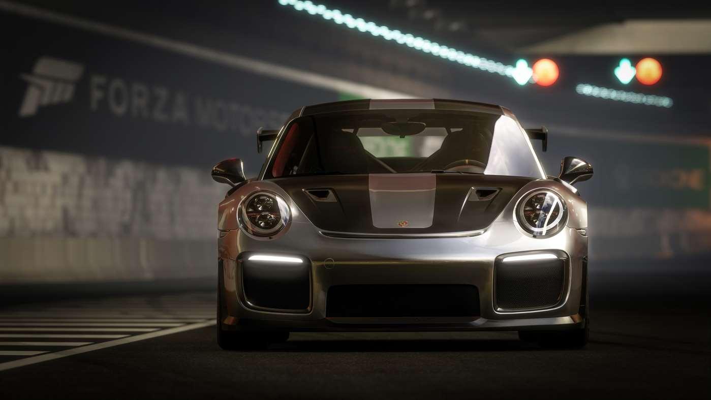 《极限竞速7 标准版》Xbox One数字版游戏