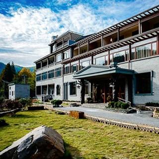 酒店特惠 : 莫干山亲泉谷度假酒店 精致系列房型 1晚+双早+温泉