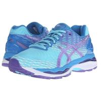 限尺码:ASICS 亚瑟士 Gel-Nimbus 18 女子缓震跑鞋