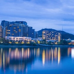 千岛湖绿城度假酒店1晚+双早