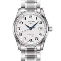 值友专享、淘金V计划:LONGINES 浪琴 Master 名匠系列 L2.257.4.78.6 女士机械腕表