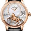 JAQUET DROZ Les Ateliers d'Art J005023275 浮雕骏马 男士机械腕表