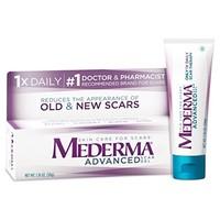 凑单品、历史新低 : MEDERMA 美德 Advanced Scar Gel 成人祛疤凝胶 50g