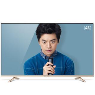 WHALEY 微鲸 WTV43K1J 43英寸 4K超清液晶电视