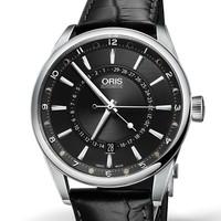 值友专享:ORIS 豪利时 ARTIX系列 761-7691-4054LS 男士机械腕表