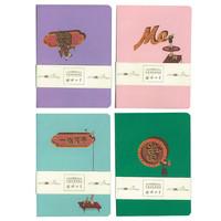 中国国家博物馆 元宵行乐图创意口袋本 单本装 *2件
