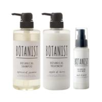 BOTANIST 植物洗发水490ml+护发素490ml+头发护理乳液 80ml