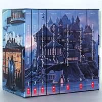 《哈利·波特》(英文原版、十五周年纪念版、共7册)