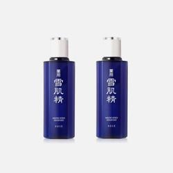 KOSE 高丝 SEKKISEI 雪肌精 化妆水 200ml 2瓶装