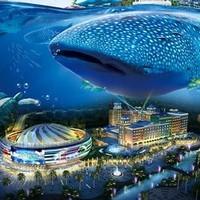 亲子特惠:珠海长隆横琴湾酒店1晚+海洋王国+自助午餐或晚餐+水世界门票
