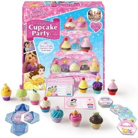 WONDER FORGE 迪士尼公主 纸杯蛋糕 聚会游戏套装