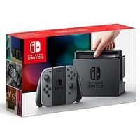 适合海外党:Nintendo 任天堂 Switch 游戏机