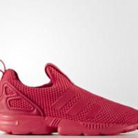 adidas 阿迪达斯 ZX FLUX 360 SC I 三叶草 BZ055 儿童经典运动鞋 5