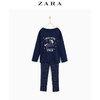 ZARA 童装 夜光太空图案睡衣套装 08501708400 139元