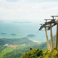 宿海边高星酒店:广州-马来西亚兰卡威6天4晚自由行