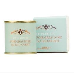Comtesse du Barry 罐装鹅肝酱(西南地区农场自产)100g