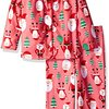 Carter's  Poly Fleece Coat 357g179 女童抓绒睡衣套装 $4.6(约30.47元)