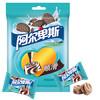 阿尔卑斯奶香曲奇味牛奶硬糖袋150g牛奶糖 休闲零食(新老包装交替发货) 4.9元