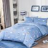 LUOLAI罗莱家纺 纯棉四件套 儿童全棉床上用品床品套件床单被罩 LK学院 200*230 369元