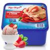 小神价!Tip Top 新西兰原装进口2000ml家庭装冰淇淋 草莓味 42元