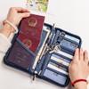 雅琴 多功能证件机票夹收纳包 16.8元(需用券)