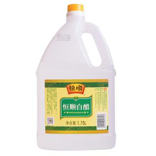 恒顺 6度白醋 1.75L 桶装