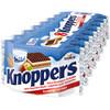 knoppers 牛奶榛子巧克力威化饼干 25g €2.99(约23.36元)