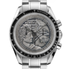 """OMEGA 欧米茄 Speedmaster 超霸 """"阿波罗17号"""" 311.30.42.30.99.002 男士机械腕表 $4545(需用码,约¥30050)"""