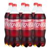 可口可乐碳酸饮料可乐1250ml*6瓶大瓶分享装家庭聚会装 30元