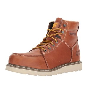 限US8.5码 : CAT 卡特彼勒 Industrial and Construction 男士工装鞋