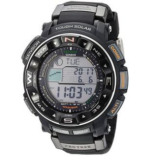 CASIO 卡西欧 PRW-2500-1CR 登山系列 男款电波表