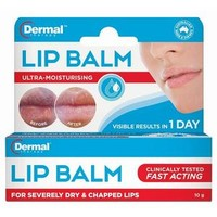 凑单品:Dermal Therapy 修复死皮及干裂润唇膏 10g