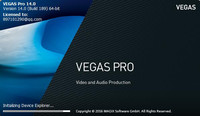《vegas pro 14 edit》视频编辑软件