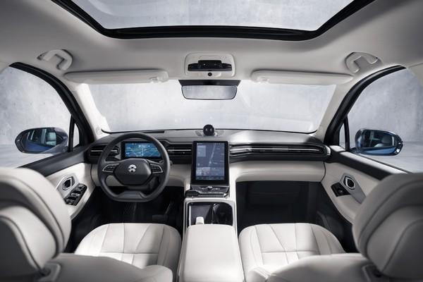NIO 蔚来 ES8 中大型纯电动SUV