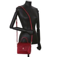 历史新低:MOST by lapalette NEO CUBIC BM7XA495 真皮女士单肩包 红色