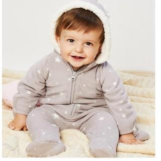 0点开始 : Old Navy 男女婴儿 一件式宝宝哈衣连体衣