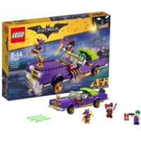 LEGO 乐高 蝙蝠侠大电影 70906 小丑的低底盘汽车