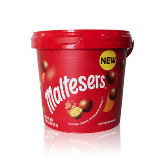 Maltesers 麦提莎 超纯麦丽素夹心巧克力桶 878.9g