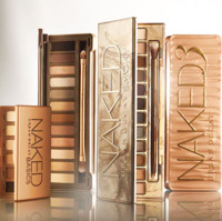 urban decay naked2 12色眼影盘