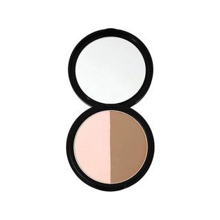 凑单品 : 3ce 立体妆感双色修容粉饼 PINK 粉色