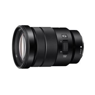 SONY 索尼 SELP18105G APS-C画幅标准变焦G镜头 E PZ 18-105mm F4 G OSS E卡口