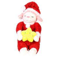 LIVHEART 丽芙之心 圣诞小羊公仔 50cm