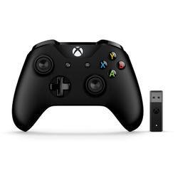 Microsoft 微软 Xbox One 无线手柄 + 二代PC无线适配器