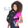 LILLEbaby SIX-Position 6合1 人工学 保暖款 婴儿背带