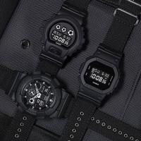 CASIO 卡西欧 G-Shock系列 DW-6900BBN-1 男士反显运动腕表