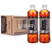三得利 乌龙茶 无糖 500ml×15瓶/箱