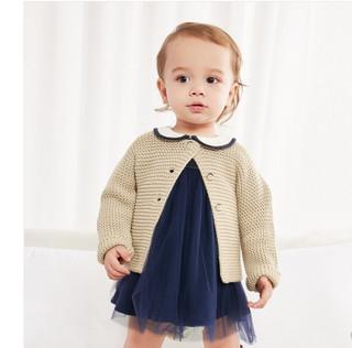 Mini Balabala 迷你巴拉巴拉 儿童毛衣针织衫