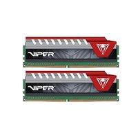 Patriot VIPER ELITE 系列 DDR43733MHz UDIMM 内存套件2X 8GB 红色