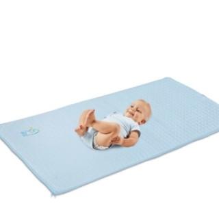 乐之小镇 可水洗透气3D婴儿床垫 70*140*2cm