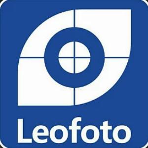 徕图(Leofoto) LH-25/LH-25R 小型迷你球形自由三脚架便携云台单反微单数码相机 LH-25球形云台(配方形夹座)